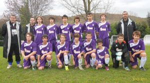 Les U15 (photo F.Monneron)